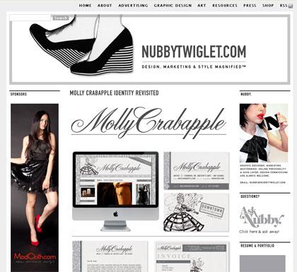 Nubby Twiglet