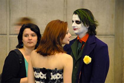 Japan Expo 2011: le Joker