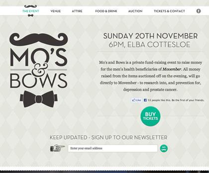 Mo's and Bows