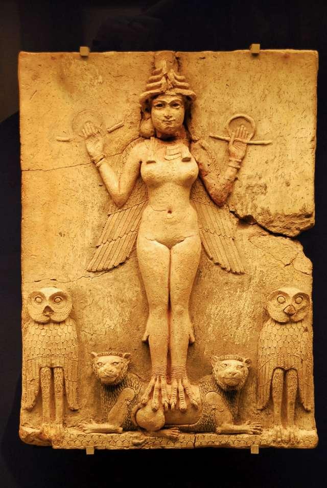 Lilith auBritish Museum