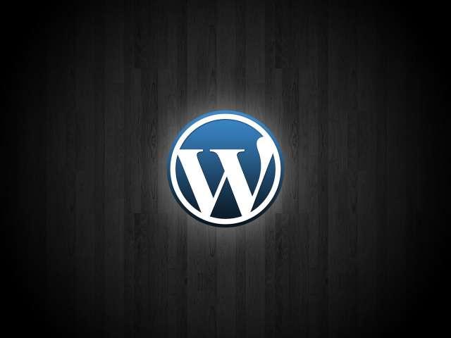 Wallpaper WordPress par fran6