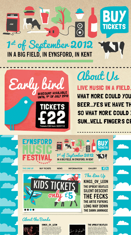 Eynsford Music Festival