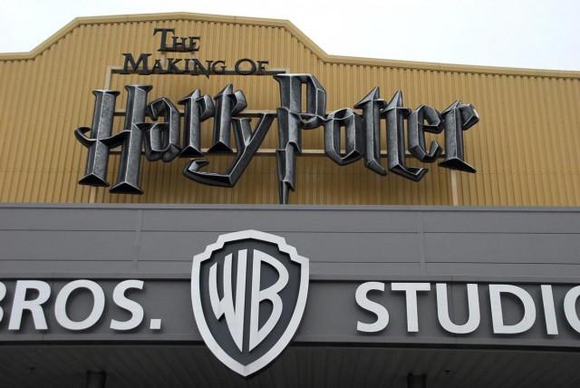 Entrée des studios Harry Potter