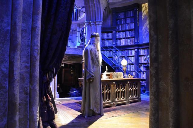 Le bureaudeDumbledore