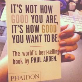 Le super livre de Paul Arden