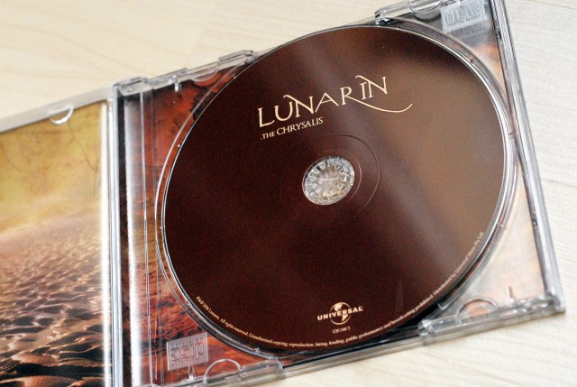 The Chrysalis CD