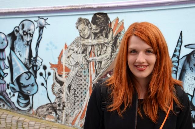 Street art à Stavanger