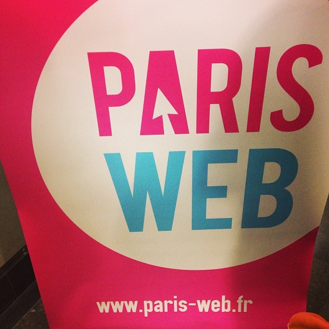 Paris Web 2013