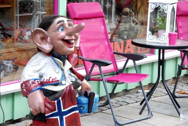 Un troll à Stavanger
