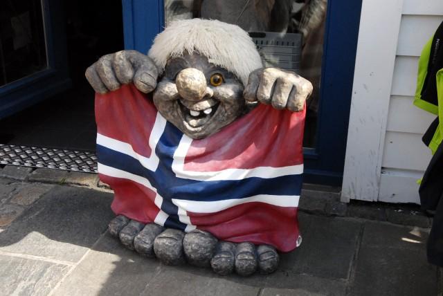 Vive la Norvège!
