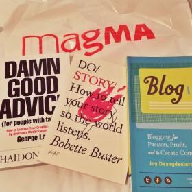 Ma librairie préférée à Londres: Magma