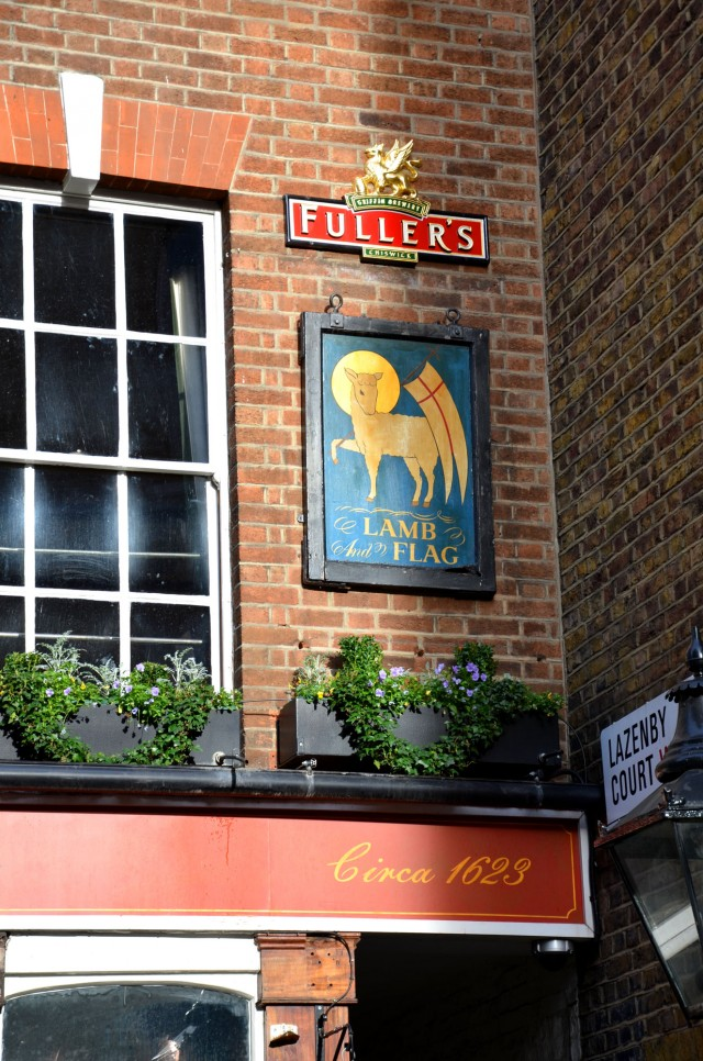 Pub anglais