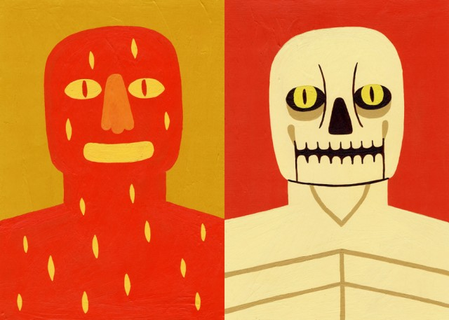 « Fire and Bone » de Jack Teagle