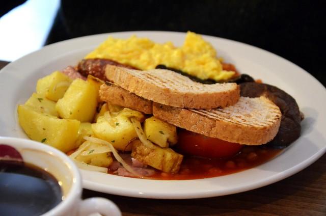 English Breakfast chez Breakfast Club
