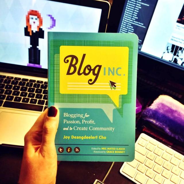 «Blog, Inc.» de Joy Cho