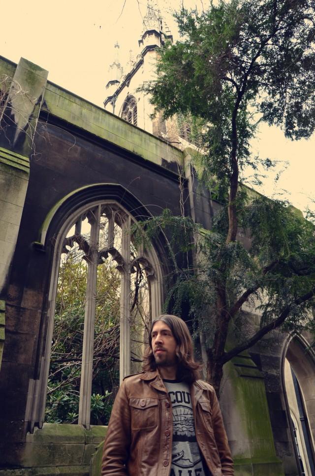 Photo promo de Spleen Arcana prise à Londres