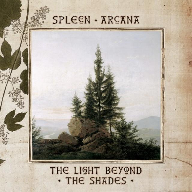 « The Light Beyond The Shades » de Spleen Arcana – pochette
