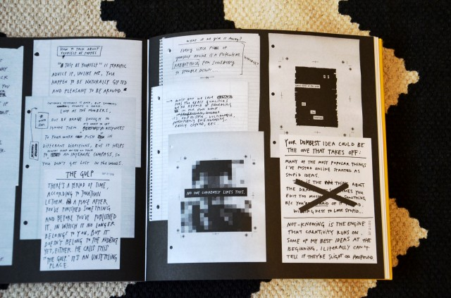 Making-of du livre