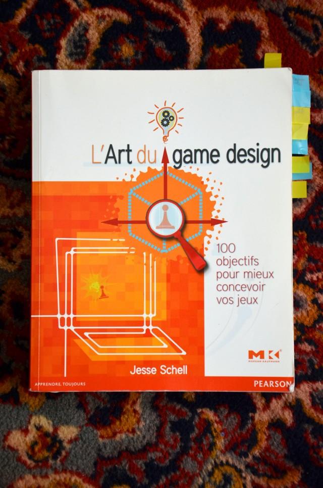 «L'Art du game design»de Jesse Schell