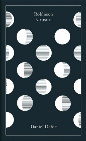 Première de couverture pour une édition de «Robinson Crusoe» par Coralie Bickford-Smith