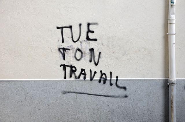 Street art inopiné