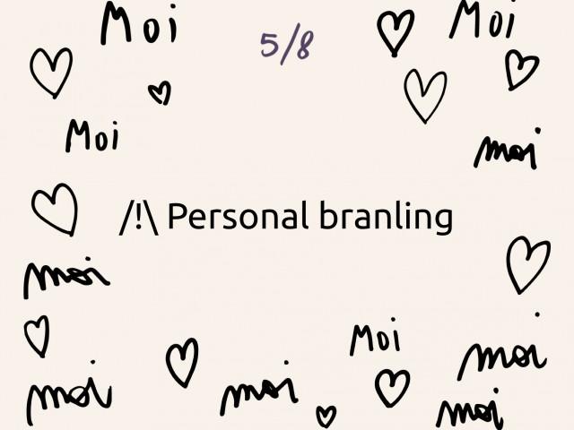 Personal branling ^.^