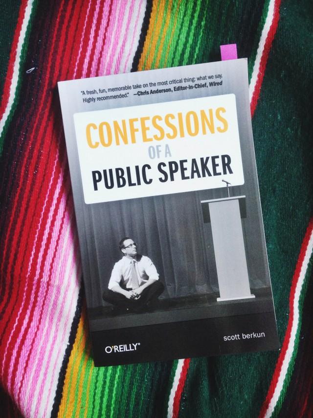 Un livre qui m'a aidée à préparer ma conférence