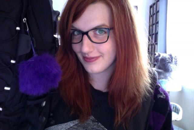 Mon beaupompon violet