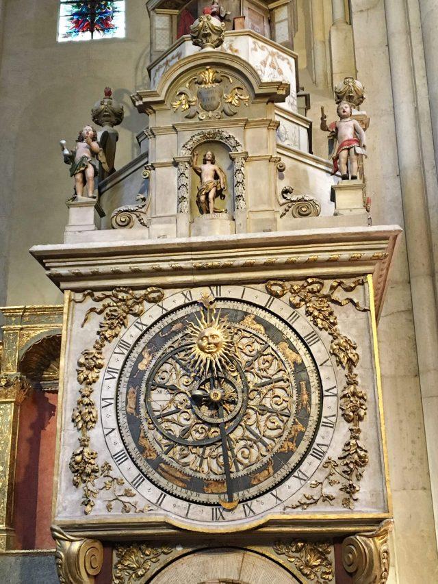 Horloge astronomique deLyon
