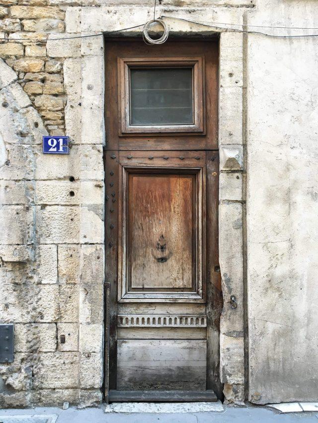 Rue Port duTemple